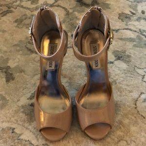 Steve Madden ankle strap heel, Marli, 6.5